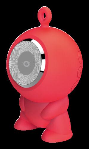 Conceptronic Wireless waterproof Bluetooth Speaker red