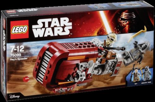 LEGO Star Wars 75099 Reys Speeder