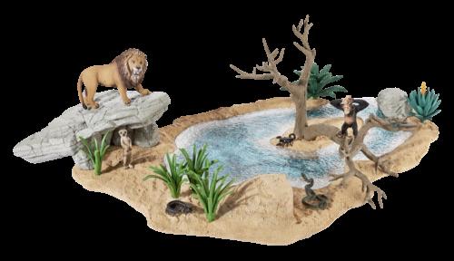Schleich Wild Life 42258 Wasserstelle