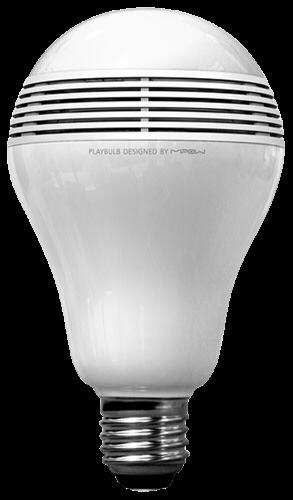 MiPow Playbulb LITE LED E27 2,5W (25W) Bluetooth Lautsprecher