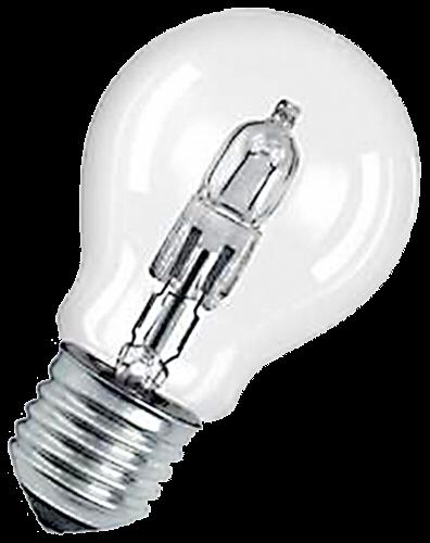 Osram Halogen Pro Lampe E27 30W (40W) warmweiß 405 lm klar