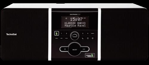 Technisat DigitRadio 305 Klassic Edition weiss