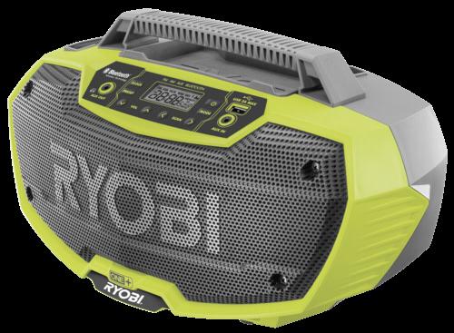 Ryobi R18RH-0 Akku-Stereo-Radio