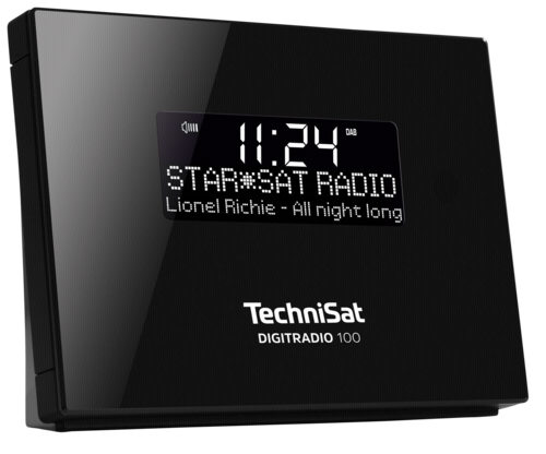 Technisat DigitRadio 100 schwarz