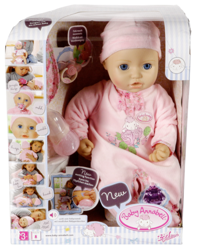 Zapf Baby Annabell New