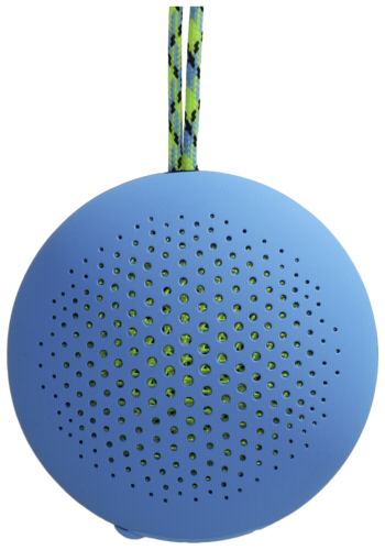 Boompods Rokpod blau