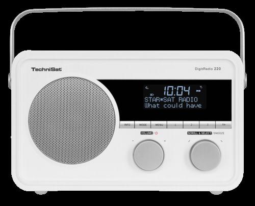 Technisat DigitRadio 220 weiß
